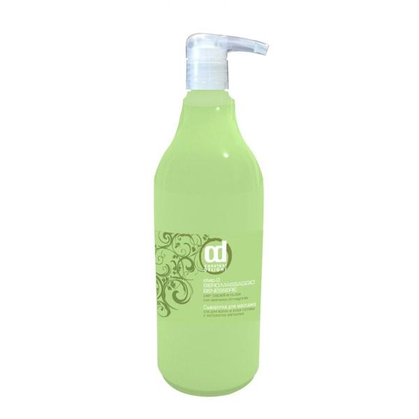 Spa сыворотка для массажа кожи головы и волос constant delight, 1л (Constant Delight)