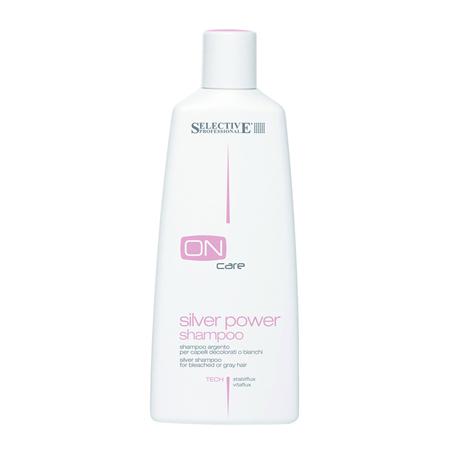 Серебряный шампунь для обесцвеченных волос selective professional (250 мл) (Selective Professional)